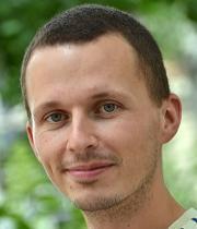 Portrait de Olivier Lévêque