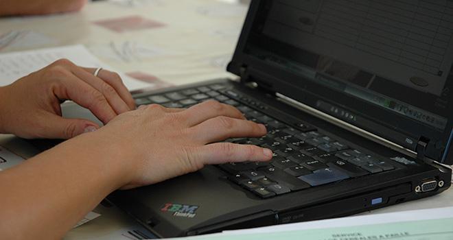 Pour s'approprier au mieux le nouveau Tesa, les 35 caisses de MSA organisent, à l'intention de leurs adhérents, des sessions d'information au plan local. Photo : C. Milou/Pixel Image