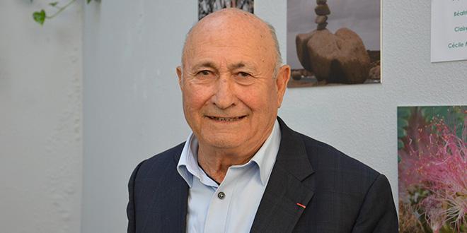 Jean-Pierre Cuxac quitte sa fonction de président de Coopfruit Luberon, après 35 ans à sa tête.
