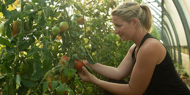 Lutter contre le gaspillage alimentaire en favorisant le don agricole est le projet porté par Laura Maniago. © T&V Productions