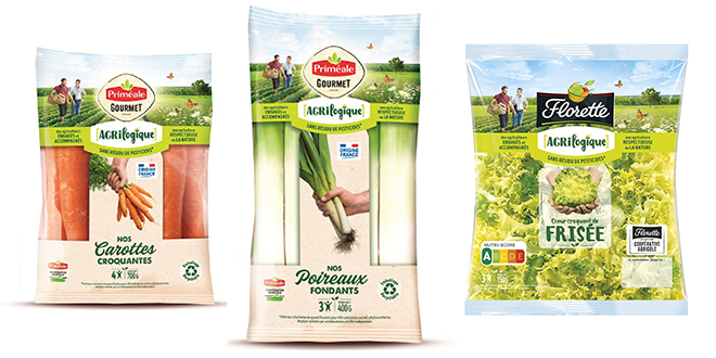 « L'enjeu majeur en 2020 sera de poursuivre le développement de notre gamme Agrilogique », affirme Bertrand Totel, directeur général de la branche légumes et fruits frais d'Agrial. Photo : DR