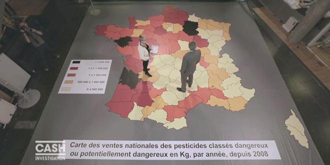 """Mardi soir dernier, France 2 diffusait son magazine Cash Investigation, réalisé par Elise Lucet, intitulé """"Produits chimiques : nos enfants en danger"""". Les réactions de la filière sont nombreuses."""
