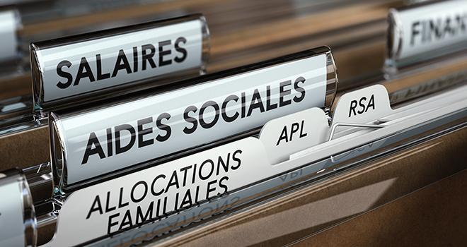 Plus de 69 000 foyers affiliés à la MSA bénéficieront le 15 mai de l'aide exceptionnelle de solidarité. Photo : Olivier Le Moal/Adobe stock