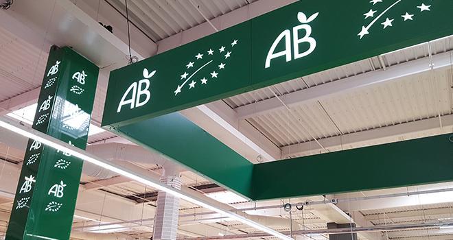 """Afnor Certification pourra désormais délivrer le label """"agriculture biologique"""". Photo : OceanProd/Adobe Stock"""