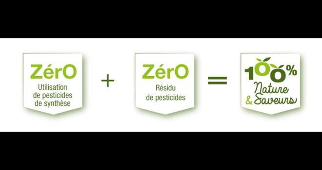 Prince de Bretagne lance son nouveau label 100% Nature & Saveurs, pour une démarche sans utilisation ni résidu de pesticides de synthèse. Photo : Prince de Bretagne