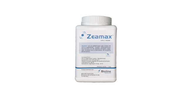 """Le nouveau biostimulant Zeamax® contient la bactérie """"Pseudomonas fluorescens"""", reconnue pour son efficacité biostimulante sur les plantes. Il agit au niveau de la sphère racinaire des plantes en la mettant dans des conditions de croissance optimisées. Photo : DR"""