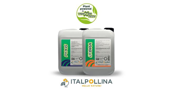 Italpollina  lance en France une nouvelle technologie, Plant Powered by Trainer Tech, qui vise à innover sur le marché des biostimulants d'origine végétale. Photo : Italpollina