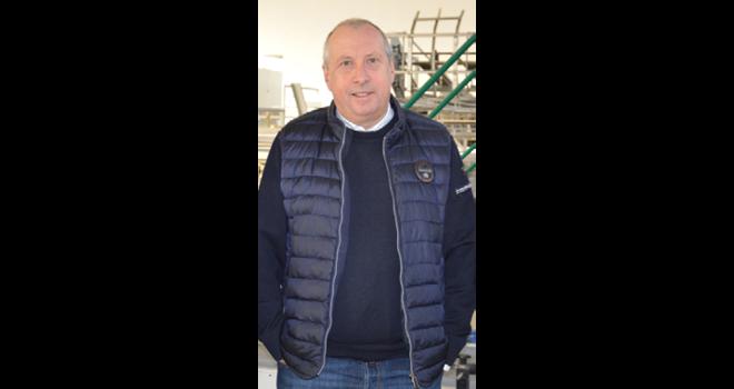 Bernard Gérin est le nouveau président de l'Aneefel. Photo : C.Even/Pixel6TM