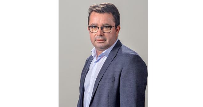 Christophe Basile est nommé directeur d'Eureden Long Life. Photo : DR