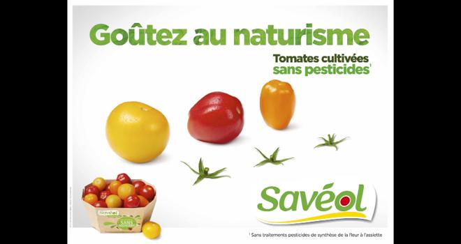 Saveol utilise l'affichage 4x3 pour interpeller les consommateurs sur leur perception de la naturalité, espérant faire tomber au passage quelques idées reçues. Photo : DR