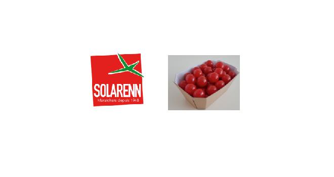 En 2020, la barquette carton concernera toutes les gammes de produits de Solarenn. Photo : Solarenn