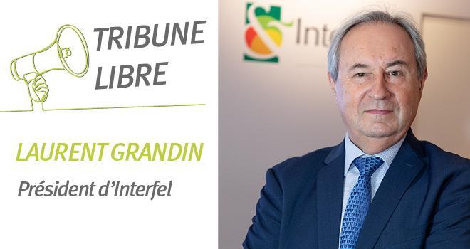Interfel sera « force de proposition dans la sortie de crise pour maintenir et pour développer les alternatives créatives », affirme Laurent Grandin. CP : L.Theeten/Pixel6TM