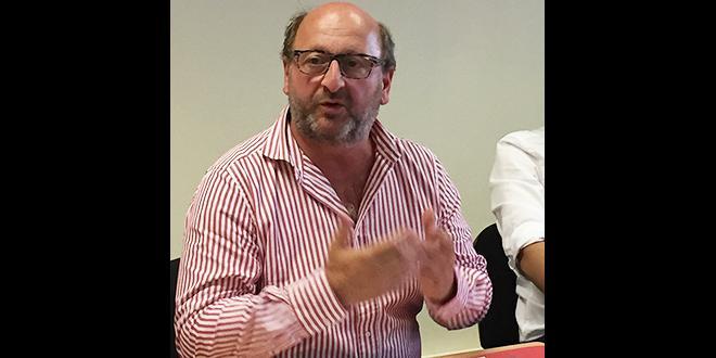 Christian Berthe réélu à la tête de l'UNCGFL à l'unanimité.