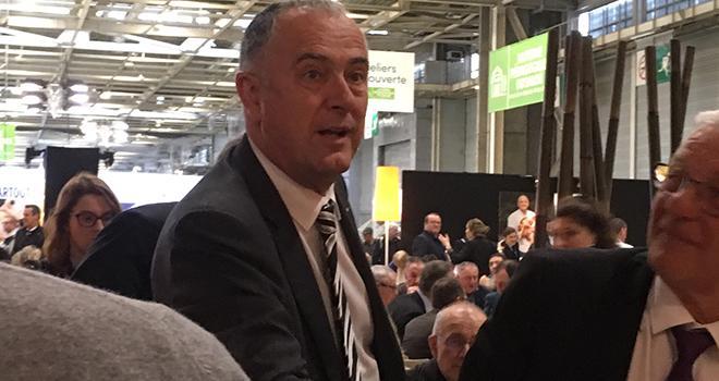 Invité sur France Info, le ministre de l'Agriculture, Didier Guillaume, a indiqué que 40 000 Français s'étaient déjà portés volontaires pour aider les agriculteurs. Photo : B.Bosi/Media&Agriculture