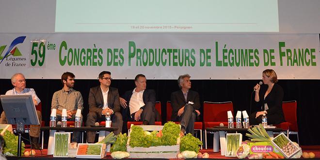 L'innovation était à l'honneur au congrès de Légumes de France jeudi dernier. Au programme: drones, robots et panneaux solaires.