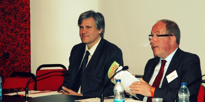 « Il faut prioriser la structuration des filières, maintenir, améliorer les programmes opérationnels et faciliter leur mise en œuvre », a rappelé Philippe Mangin, à droite.