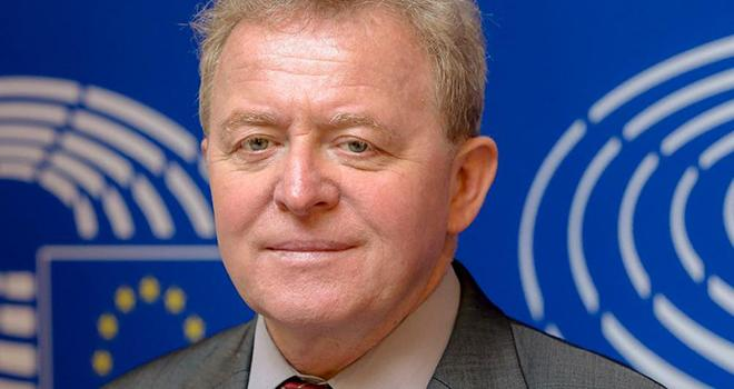 Le commissaire européen à l'agriculture, Janusz Wojciechowski. Photo : Parlemnt européen