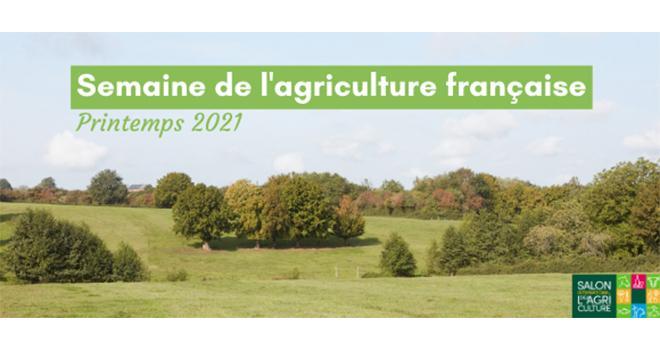 Au printemps 2021, le SIA proposera  la Semaine de l'agriculture française. Photo : SIA