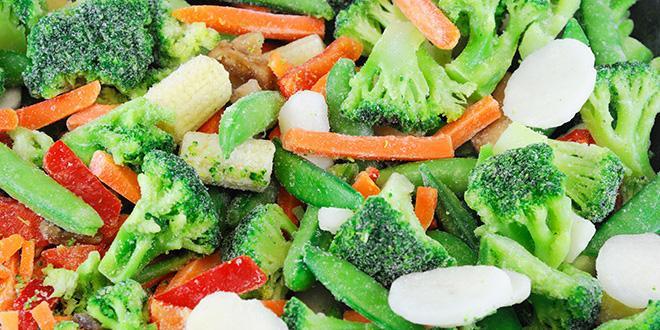 L'utilisation plus intensive de légumes frais pénalise le marché des légumes transformés.