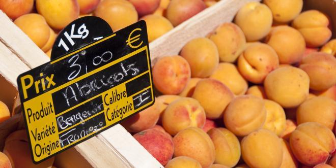 Les fruits d'été de France sont enfin disponibles en quantité et en qualité.