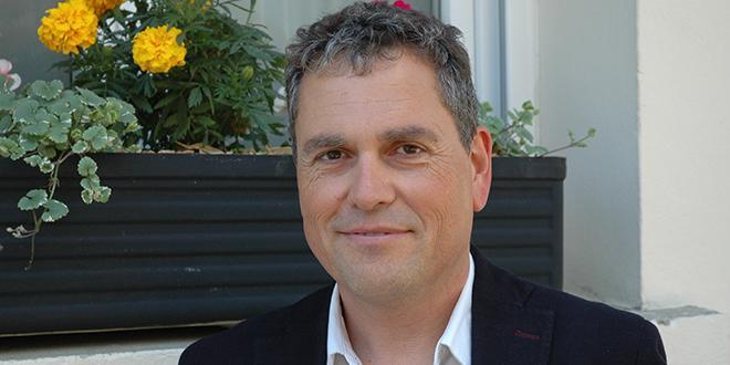 Gildas Jannin est le nouveau directeur de l'Isffel, organisme de formation des managers de rayon fruits et légumes.
