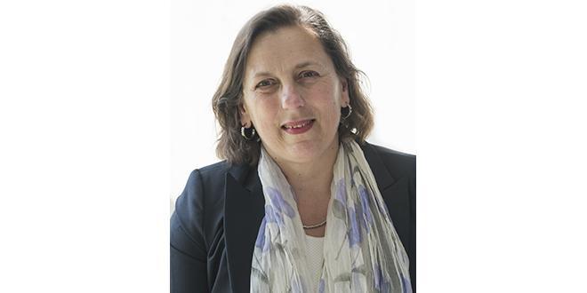 Hélène Guido-Halphen a été nommée directrice générale de Savéol, coopérative spécialisée dans la production de tomates et de fraises. Photo : Savéol