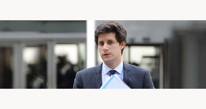 Julien Denormandie, nouveau ministre de l'Agriculture. Photo : Gouvernement.fr