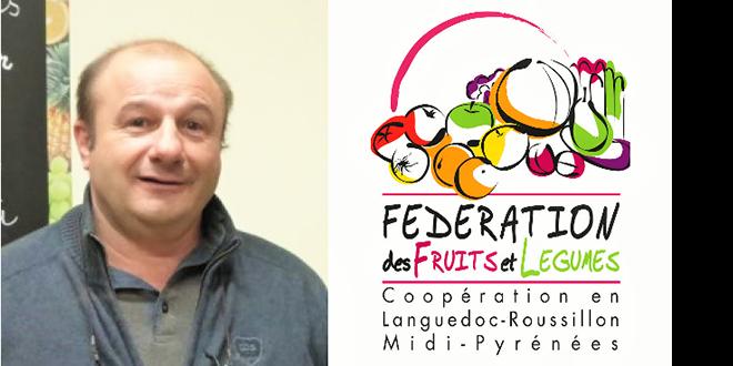 L'actuel président de la coopérative Teraneo, Christian Soler, a été élu à la tête de la Fédération des fruits et légumes de la nouvelle région Occitanie.