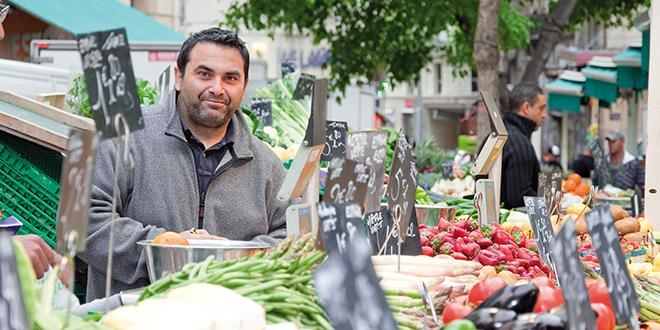 30 % des Français affirment bien connaître le métier de primeur.