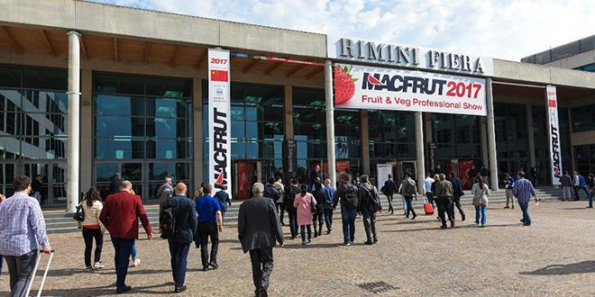 L'édition 2017 du Salon Macfrut a accueilli 39 000 visiteurs.