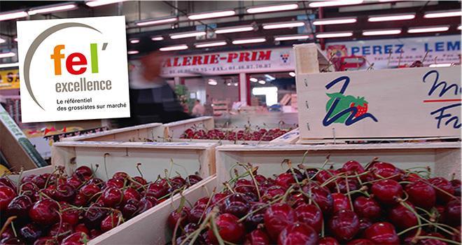 Le référentiel Fel'Excellence est un outil de progression et un label de reconnaissance pour les entreprises de gros en fruits et légumes sur marché.
