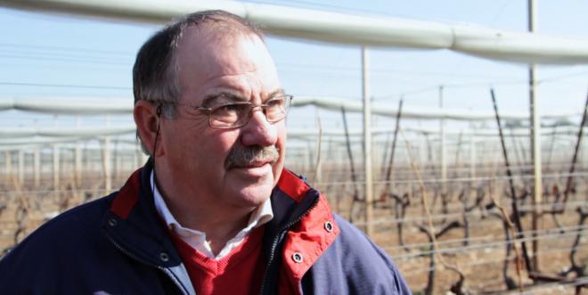 René Reynard, président de l'AOP nationale Raisin de table, a annoncé un plan stratégique pour la filière raisin de table, qui sera présenté le 4 novembre prochain à l'Université d'Avignon.