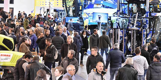 Le Sitevi, qui s'est tenu à Montpellier du 28 au 30 novembre 2017, connaît pour la deuxième édition consécutive une nette augmentation de son visitorat avec 57 000 entrées. © O.Leveque/Pixel Image