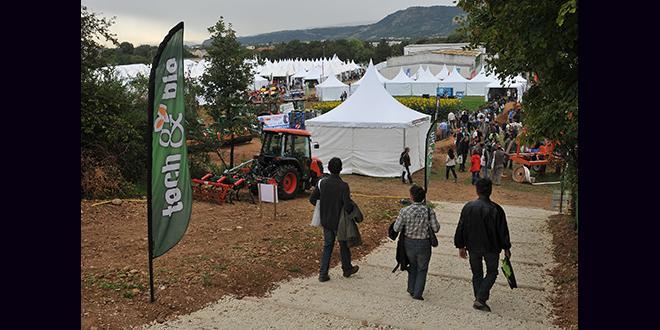 Organisé tous les deux ans par les chambres d'agriculture, le Salon Tech & Bio aura lieu les 23 et 24 septembre prochain à Bourg-les-Valence, dans la Drôme.