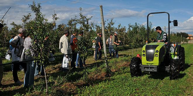 Conférences, démonstrations techniques, rencontres avec les partenaires. Les 23 et 24 septembre 2015, Tech&Bio propose tout un programme pour les arboriculteurs.