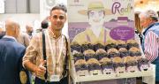 Le prix de l'innovation 2020 dans la catégorie produits frais a été remporté par le brocoli violet Redi du semencier Bejo. Photo : Bejo