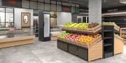 L'événement « Solutions d'agencement fruits et légumes » du CTIFL s'adresse plus particulièrement aux primeurs (magasins et marchés), enseignes de distribution et grossistes. © jud_g/ Adobe Stock