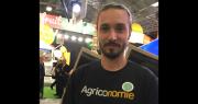 Paolin Pascot, président de la Ferme digitale, espère compter 50 start-up dans l'association en 2019. Photo : B.Bosi/Pixel image