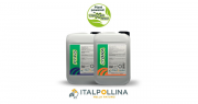 Italpollina  lance en France une nouvelle technologie, Plant Powered by Trainer Tech, qui vise à innover sur le marché des biostimulants d'origine végétale. Photo : Italpollina