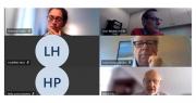 L'heure était au bilan pour le programme européen FRUIT & VEG 4 HEALTH le 3 novembre 2020, avec une conférence de presse en ligne. Photo : DR