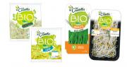 Alors que le marché du bio poursuit son développement, Les Crudettes proposera dès le printemps de de nouveaux produits correspondants aux attentes de consommateurs. Photo : DR