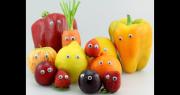 Pendant la période de confinement, occupez vos enfants avec des activités vitaminées, sur les fruits et légumes ! Photo : UncleSam/Adobe stock