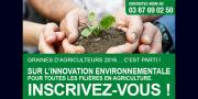 """Vous avez jusqu'au 31 mars pour vous inscrire aux Trophées de l'installation """"Graines d'agriculteurs""""."""