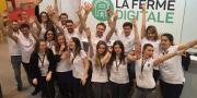 L'association La Ferme digitale regroupe 5 start-ups du monde agricole valorisant les outils du numérique.