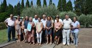 Les différents partenaires organisateurs de MED'Agri. Photo : C.Even/Pixel Image