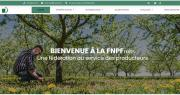 La FNPFruits met en valeur la production fruitière française à travers son nouveau site Web. Photo : FNPFruits