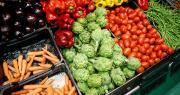 En juillet 2018, les cours de l'ensemble des légumes et des fruits de saison se sont accrus sur un an. Photo : assja_sav/Fotolia