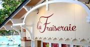 En cinquante ans d'existence, la Fraiseraie a su devenir l'une des entreprises pionnières du circuit court. Photo : DR