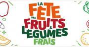 Du 12 au 24 juin 2019, la 15e édition de la Fête des fruits et légumes frais fait sa tournée en France. Photo : DR