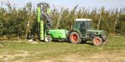 En plus de l'Arbojet de Tecnoma, cinq autres appareils sont désormais inscrits à titre provisoire pour limiter la dérive en arboriculture.